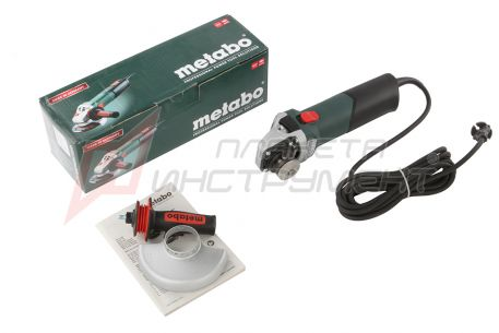 УШМ (болгарка) Metabo WEV 15-125 Quick